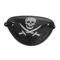 """Наглазник пирата """"Череп"""""""