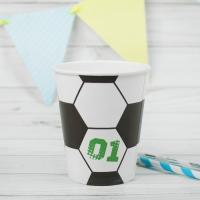 "Стакан бумажный ""Футбол"", 250 мл"