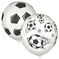 """Воздушный шарик Футбол 12"""""""