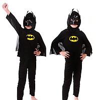 """Карнавальный костюм """"Бэтмен"""", рост 100-120 см"""
