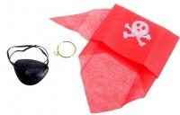 Набор пирата с клипсой