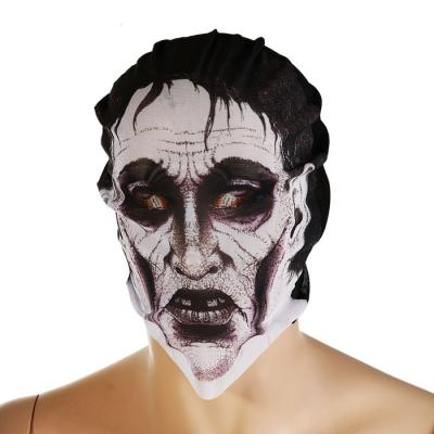 """Карнавальная маска - чулок """"Череп"""""""