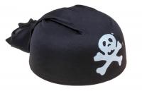 "Карнавальная бандана пирата ""Череп"""