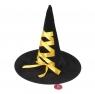 """Шляпа-конус """"Ведьмочка"""", цветная, с завязками"""