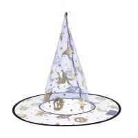 Карнавальная шляпа конус 35*39*39