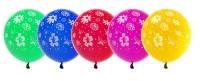 """Воздушные шары """"Цветы"""" (разные)"""