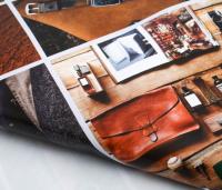 Бумага упаковочная глянцевая «Мужская», 70 × 100 см