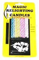 Незадуваемые свечи, 10 шт
