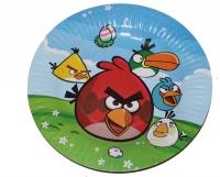Тарелка Angry Birds