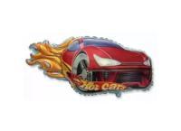 """Фольгированный шар """"Hot Cars"""", 31''"""