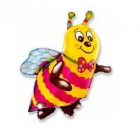 """Фольгированный шар """"Пчела"""" (38""""/97 см)"""