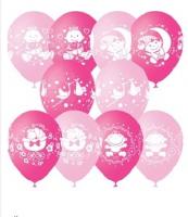 """Воздушный шар Малышка 12"""""""