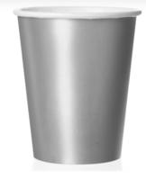 """Бумажные стаканы """"Серебро"""", 250мл, 6шт"""