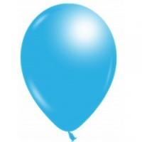 """Воздушный шар голубой 12"""""""