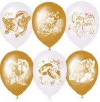 """Воздушный шар """"Свадебная тематика"""""""