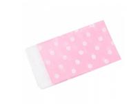 Скатерть «Розовые точки»108*180см