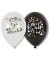 """Воздушные шарики 12"""" """"Слова о любви"""""""